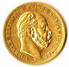 Preussen, 20 Mark Gold, Wilhelm I.